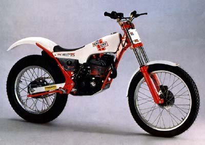 Gas Gas Halley 325 1986