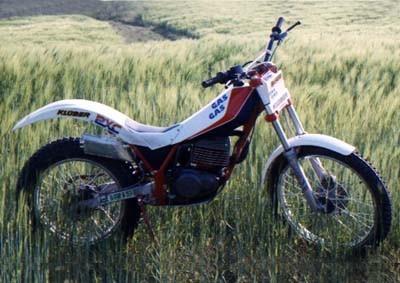 Gas Gas Trial 327 1987