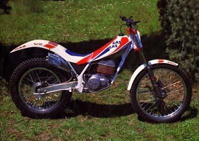 Gas Gas Trial 250 1988 1989