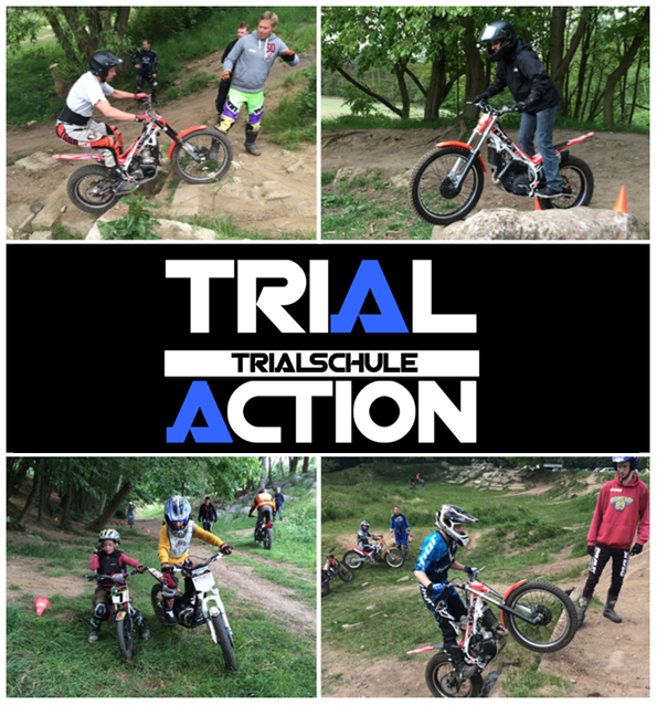 Trialkurs Trialaction Trial lernen