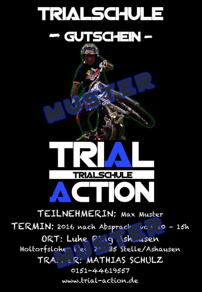 Trial Lehrgang Gutschein