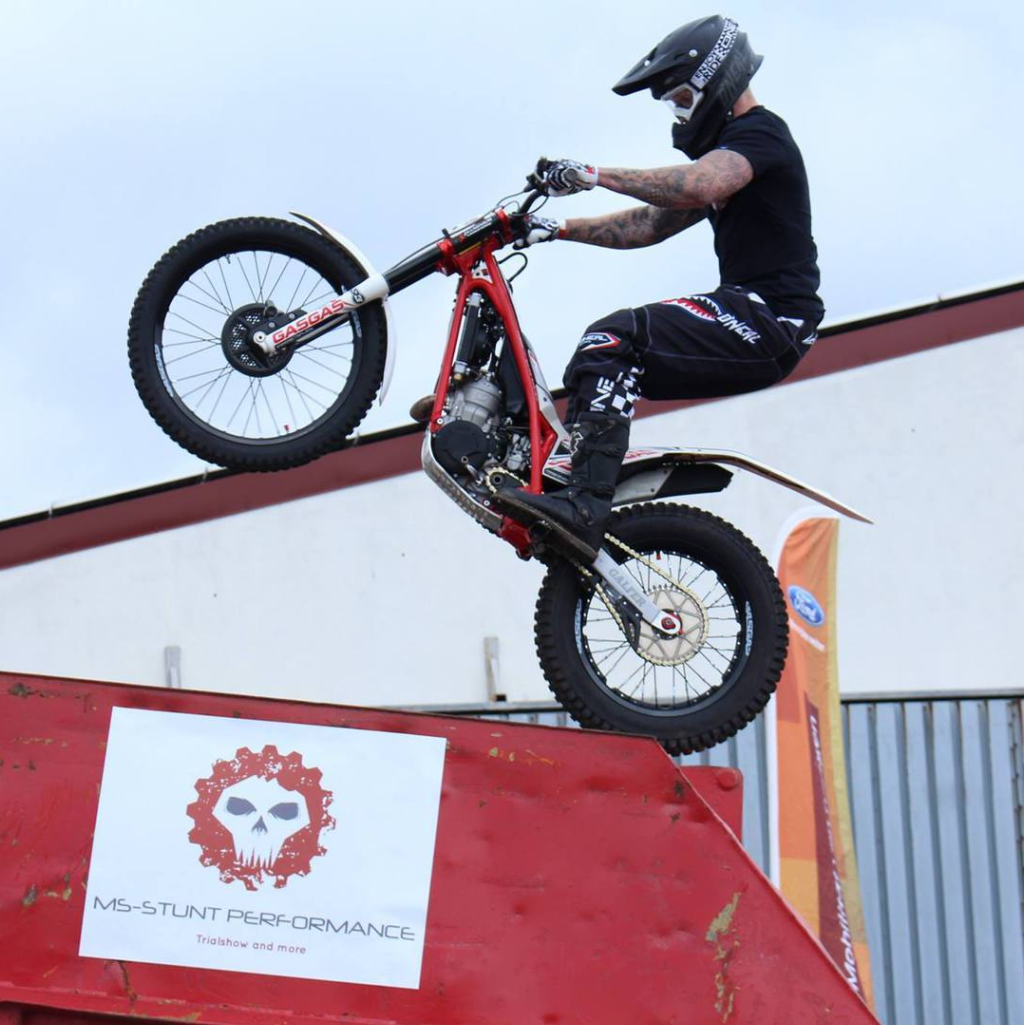 Trial Freestyle Show buchen Hamburg