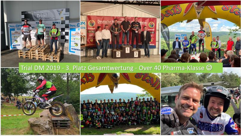 Motorrad Trial Deutsche Meisterschaft