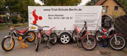 Trial Schule Berlin Arno Hansen
