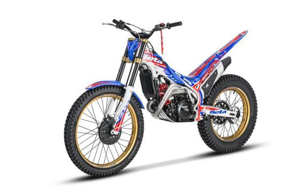 Beta Evo Trial Factory 2020 2T MY 20